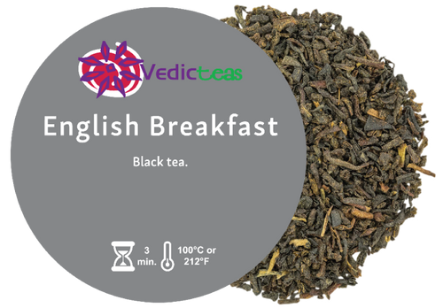 English Breakfast, Pyramid Tea Bags