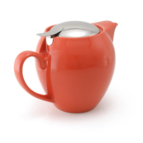 Zero Japan Carrot Colour Teapot 500cc
