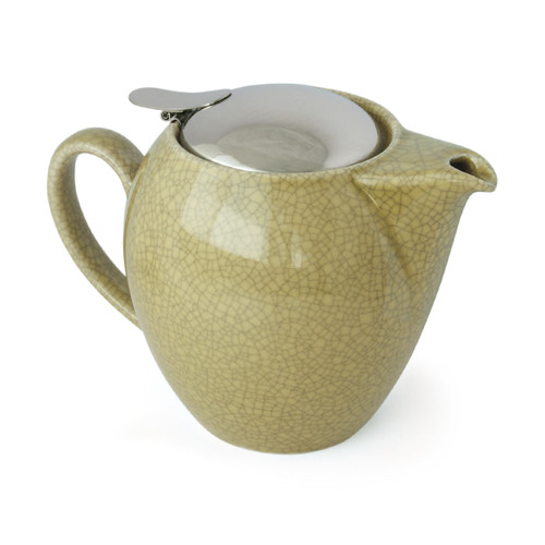 Zero Japan Crackle Glaze Teapot