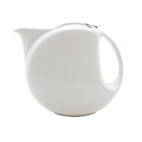 Zero Japan - BBN-71 - Moon Teapot White - 1300ml