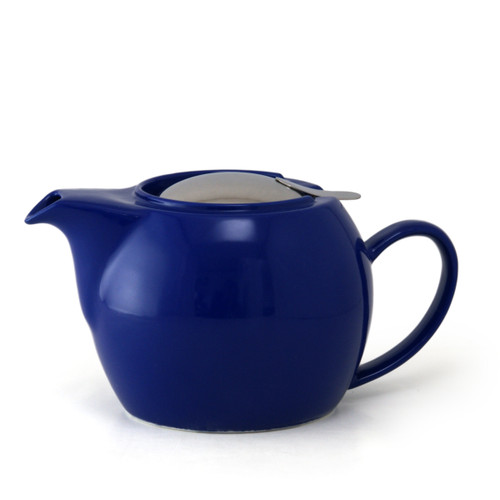 Zero Japan - BBN-80 - Stackable Teapot - Lake Blue Colour - 700cc