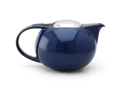 Zero Japan - BBN-17X - Satern Teapot - Jeans Blue - 900ml