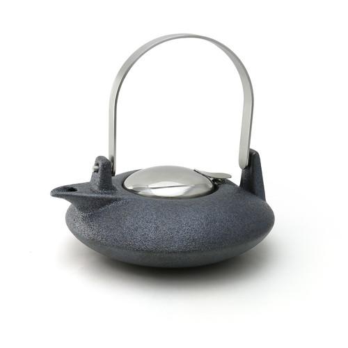 Zero Japan - BBN-18 -Zen Teapot - Crystal Silver  - 500ml