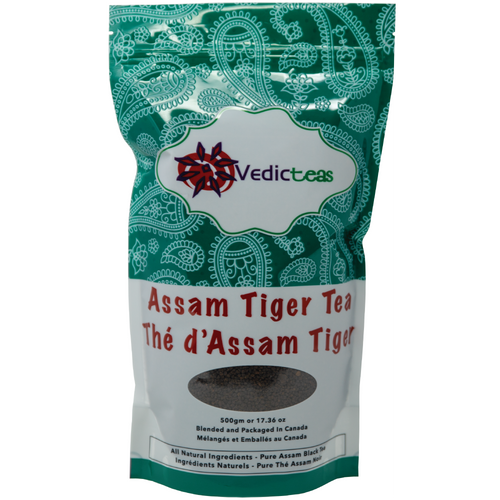 Assam Tiger Tea Front