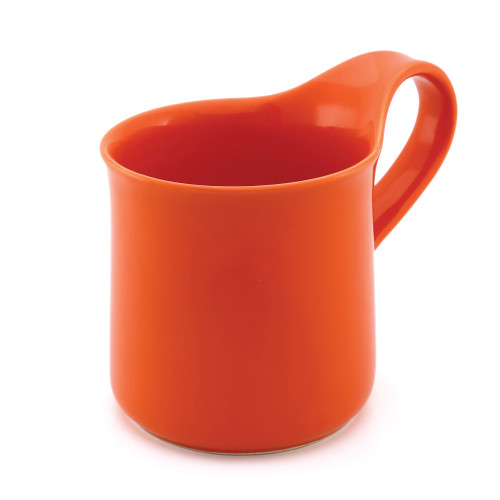 CFZ-02 Cafe Mug Large Tangerine Colour