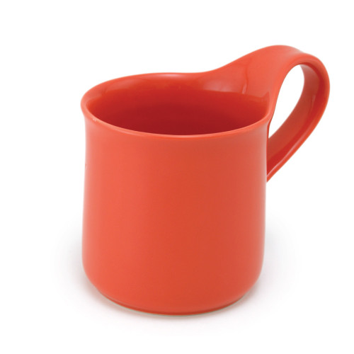 CFZ-02 Cafe Mug Large Carrot Colour