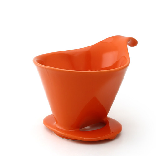 Zero Japan Coffee Dripper Tangerine