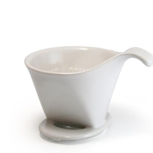 Zero Japan Coffee Dripper White