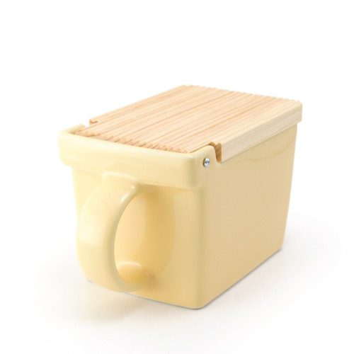 Zero Japan Salt Box Banana Colour