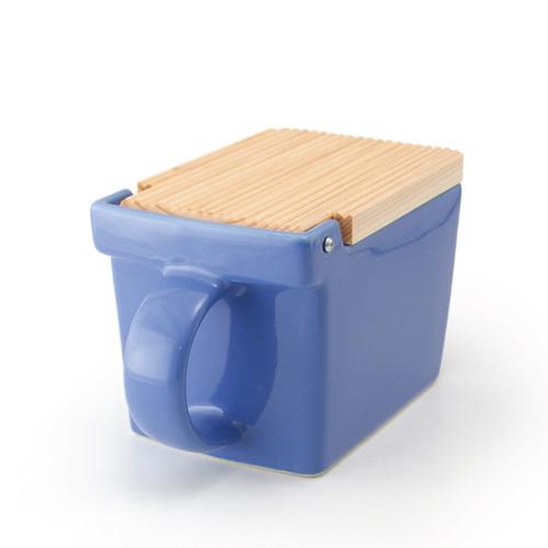 Zero Japan Salt Box Bluberry Colour