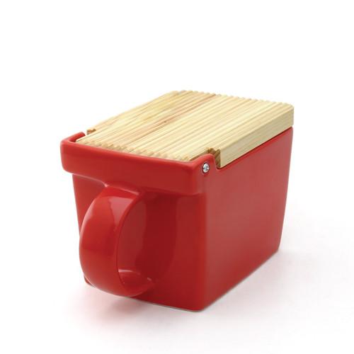 Zero Japan Salt Box Tomato Colour