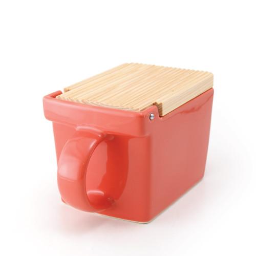 Zero Japan Salt Box Carrot Colour