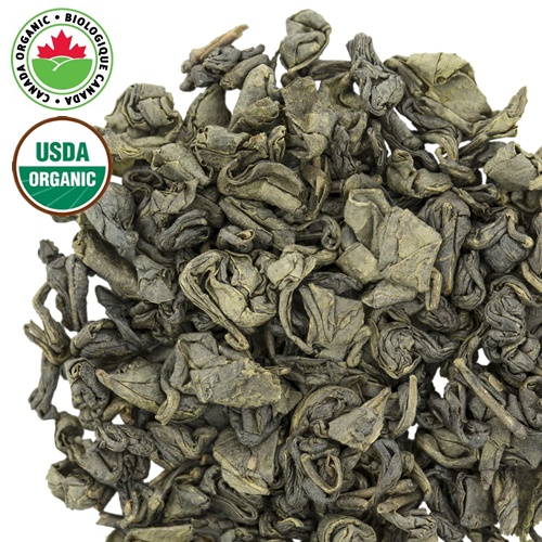 Gunpowder Green Tea Organic