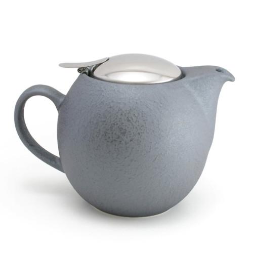 Zero Japan Teapot Antique Silver