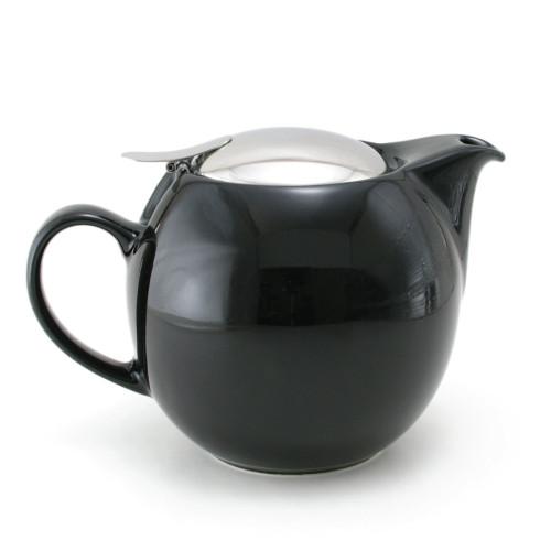 Teapot Black Universal BBN-04-BK By Zero Japan