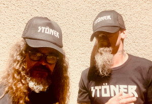 STONER Band TRUCKER HAT
