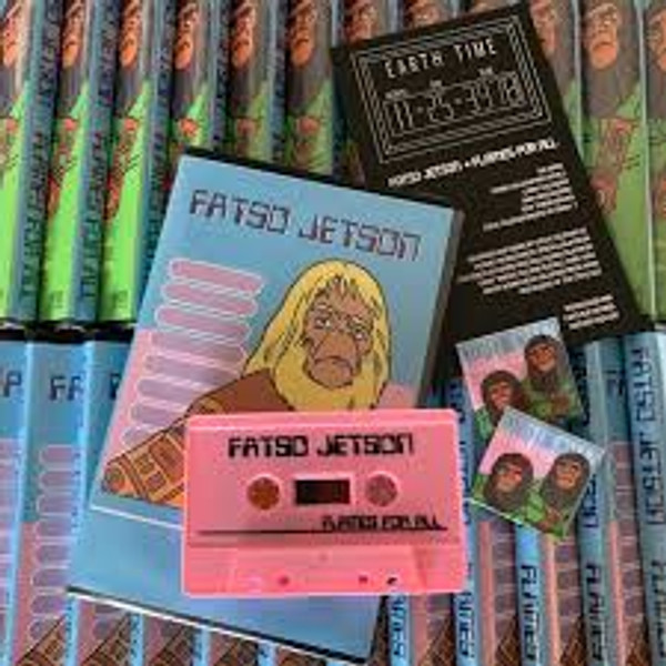 FATSO JETSON - FLAMES FOR ALL CASSETTE