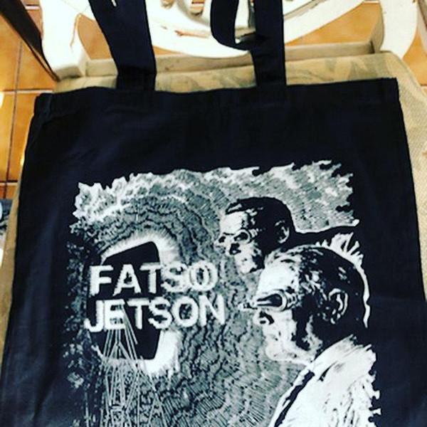 FATSO JETSON SCI FI TOTE BAG