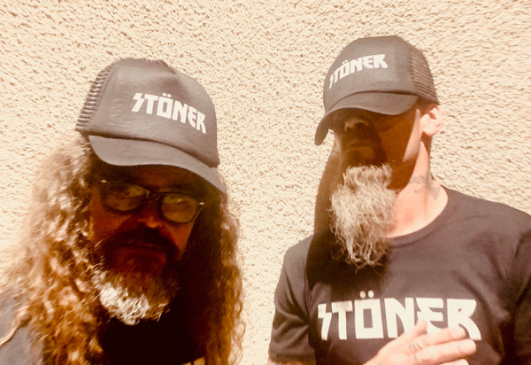 STONER Band TRUCKER HAT