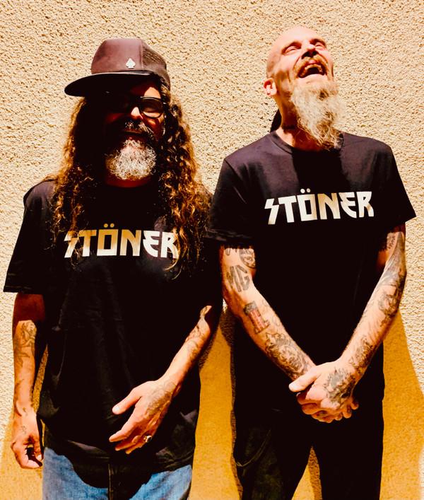 STONER band T-SHIRT