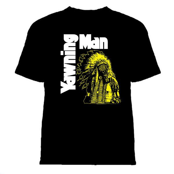 YAWNING MAN ~ Toxic Indian T-Shirt