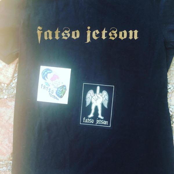FATSO JETSON - GOLD BERLIN T SHIRT BUNDLE