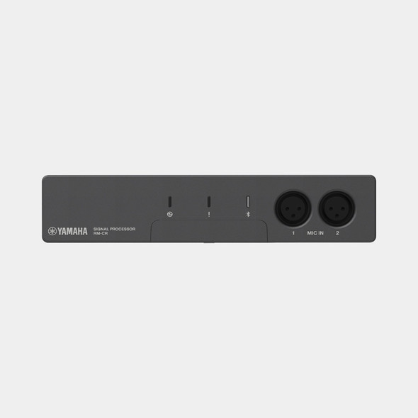 Yamaha - Adecia RM Audio Processor w/USB, analog I/O, SIP, Dante, Bluetooth