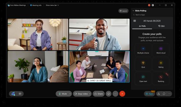 Cisco Webex Meetings - Basic