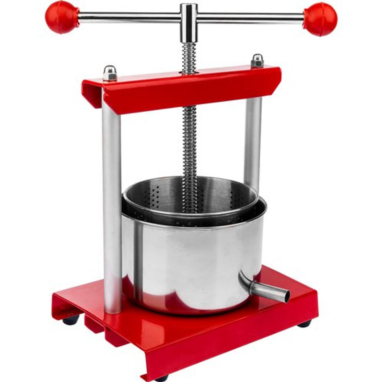 5.3l manual frame juice press