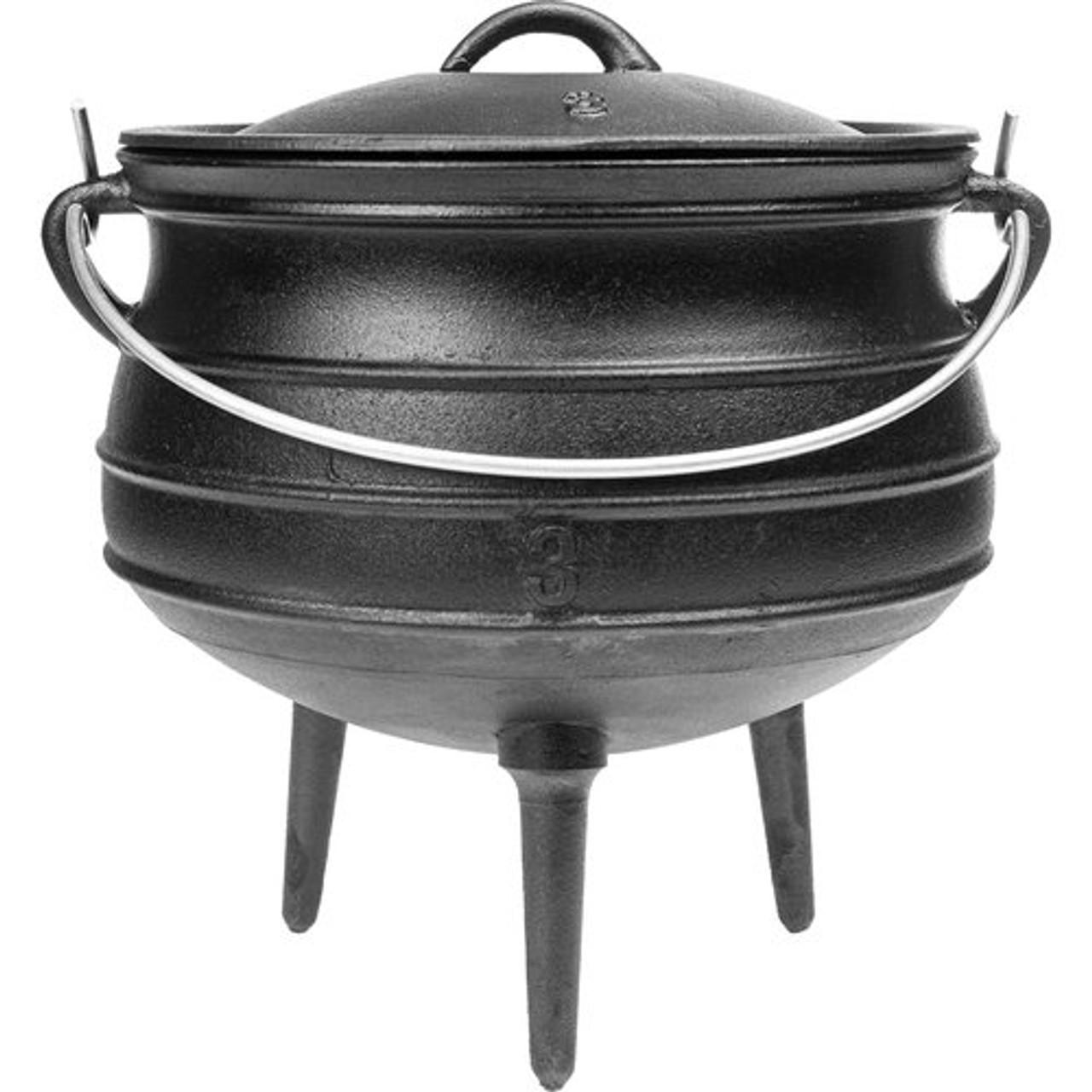 african cast iron pot