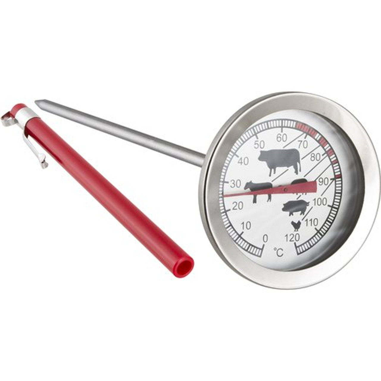 pressure ham cooker set thermometer