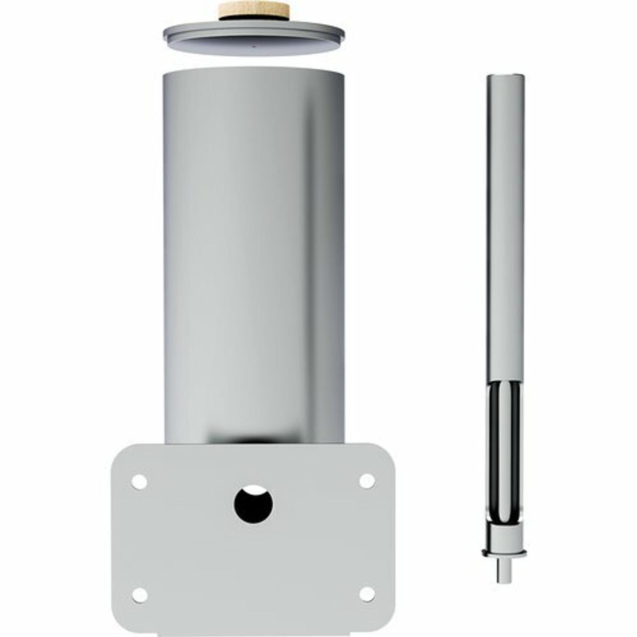 smoker box with pump
