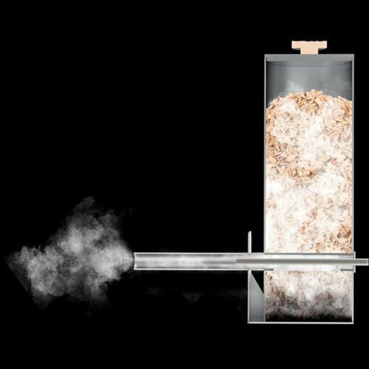 smoke generator with air pump