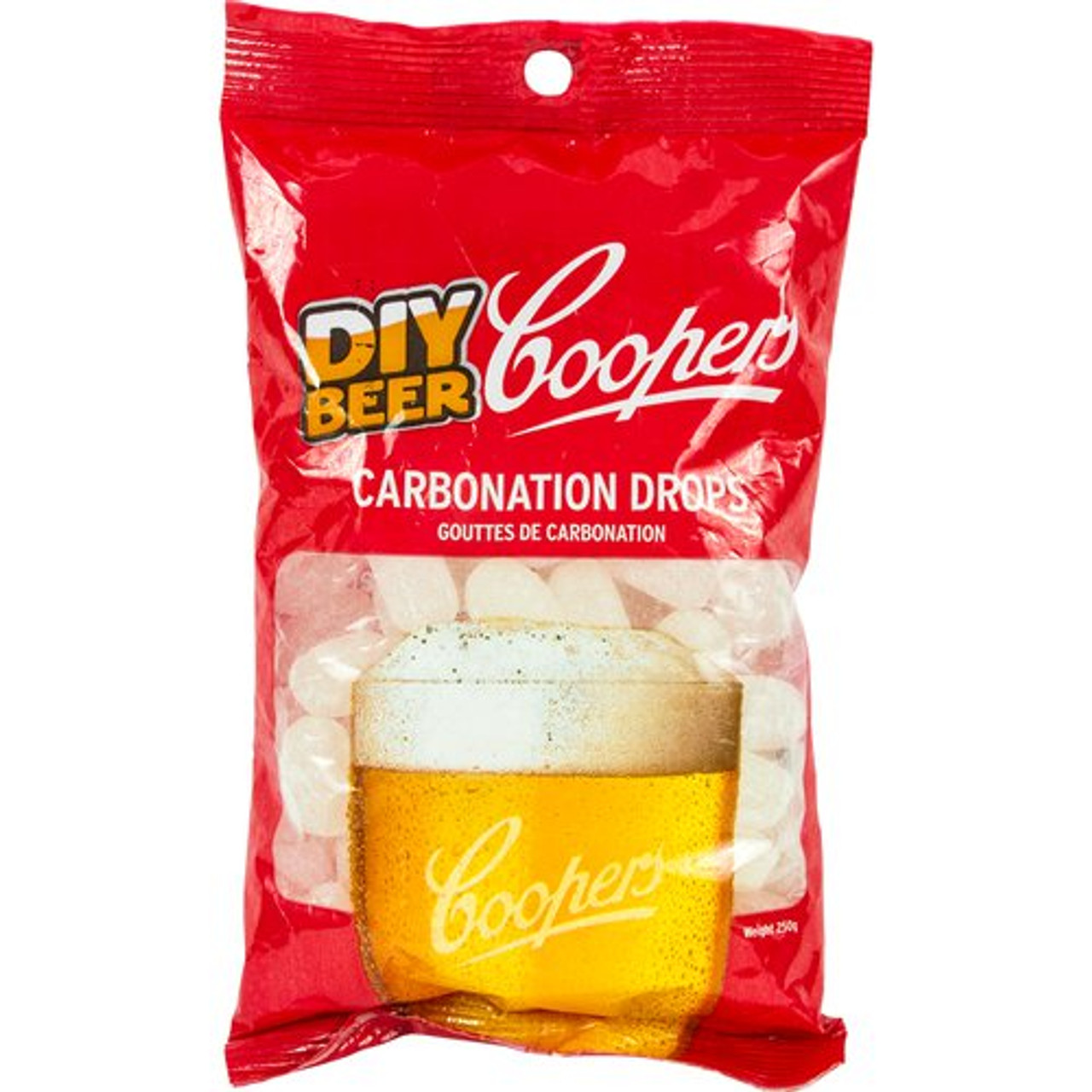 coopers carbonation drops for beer