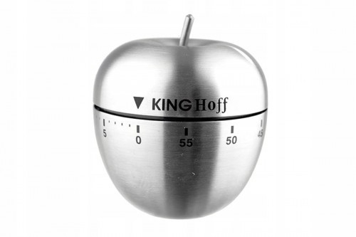 kitchen clock apple