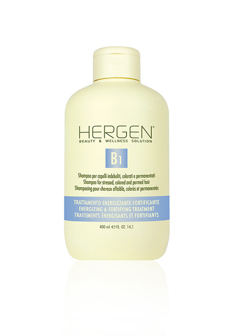 HERGEN B1 SHAMPOO FOR STRESSED HAIR 400ml