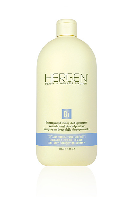 HERGEN B1 SHAMPOO FOR STRESSED HAIR 1000ml