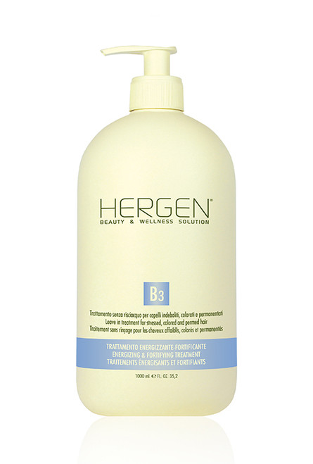 HERGEN B3 LEAVE IN TREATMENT 1000ML