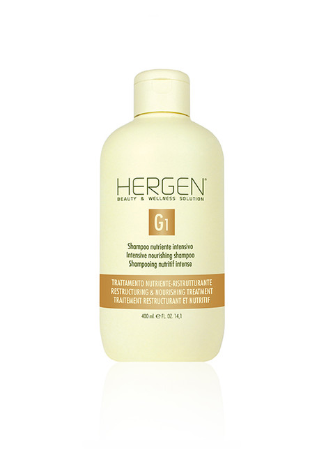 HERGEN G1 INTENSIVE NOURISHING SHAMPOO  400ML