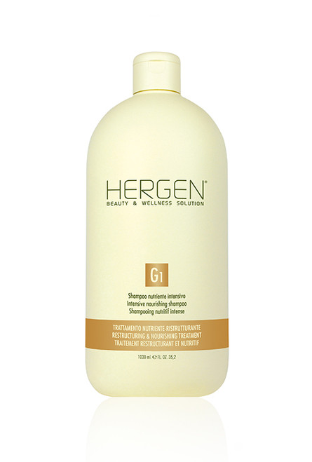 HERGEN G1 INTENSIVE NOURISHING SHAMPOO 1000ml