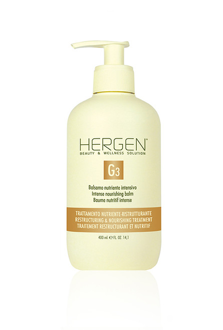 HERGEN G3 INTENSE NOURISHING BALM 400ML