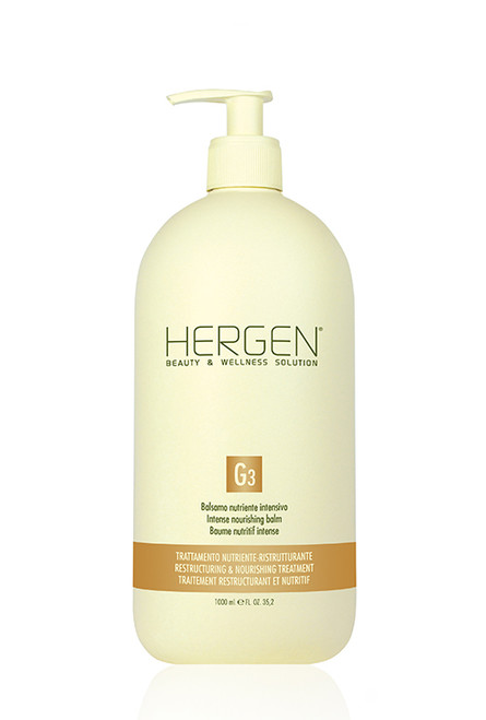 HERGEN G3 INTENSE NOURISHING BALM 1000ml