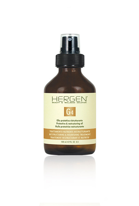 HERGEN G4 PROTECTIVE & RESTRUCTURING OIL 100ML