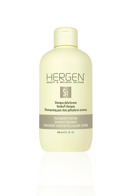 HERGEN S1 DANDRUFF TREATMENT SHAMPOO 400ML