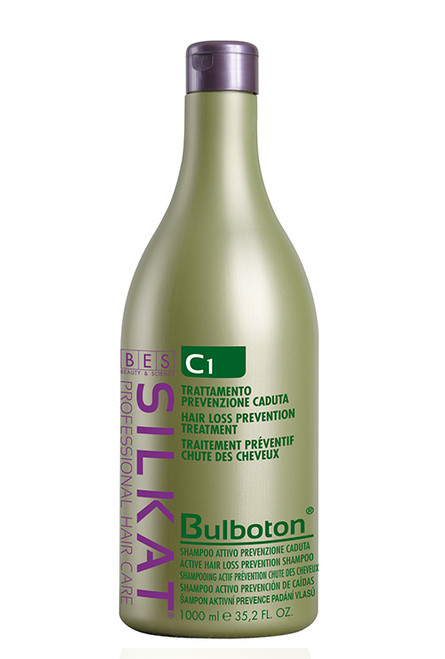 SILKAT C1 BULBOTON HAIR LOSS TREATMENT SHAMPOO ML 1000