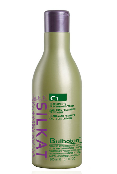 SILKAT C1 BULBOTON HAIR LOSS TREATMENT SHAMPOO ML 300