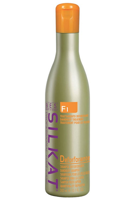 SILKAT F1 ACTIVE DANDRUFF SHAMPOO 300 ML/10.1 OZ