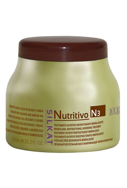 SILKAT N3 NUTRITIVO NOURISHING CREAM 1000ML