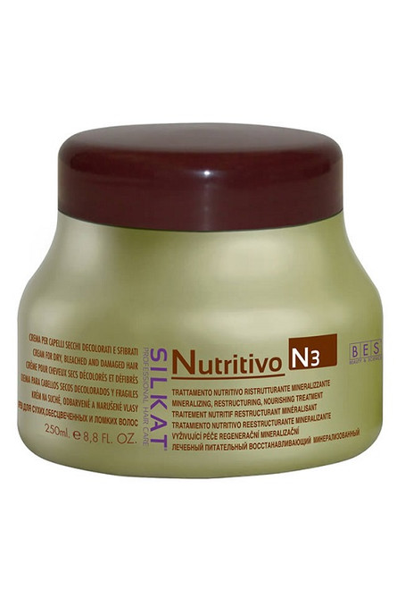 SILKAT N3 NUTRITIVO NOURISHING TREATMENT CREAM 250ML