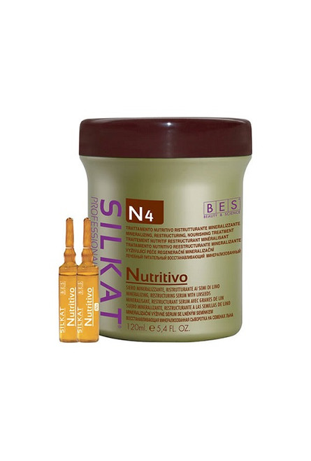 SILKAT N4 NUTRITIVO NOURISHING SERIUM TREATMENT 120ML